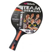 Butterfly Team Germany Concept Masa Tenisi Raketi (85090)