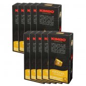 Kimbo Napoli Nespresso Uyumlu Kapsül Kahve 10lu (100 Adet)