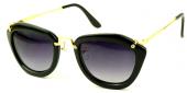 Siyah Trend Bayan Gözlük