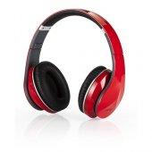 Sonorous S500b Bluetooth Kulaküstü Kırmızı Kulaklık