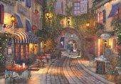 Puzzle 500 Parça Fransız Sokağı French Walkway