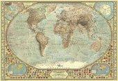 Anatolian Puzzle 2000 Pcs Dünya Haritası World Map