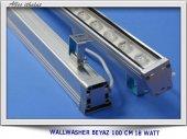 Wallwasher Kırmızı 100 Cm 18 Watt