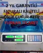 40 Kğ Dijital Bakkal Market Manav Pazarcı Terazi Kantar