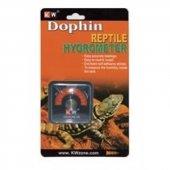 Dophin Sürüngen Hydrometer Terrarium Nem Ölçer
