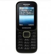 Samsung B 310 Dual Sim Telefon Siyah