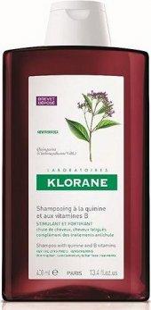 Klorane Quinine Kinin İçeren Dökülmeye Karşı Bakım Şampuanı 400ml