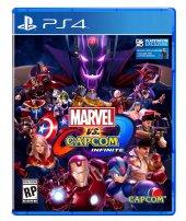 Ps4 Marvel Vs Capcom Infınıte