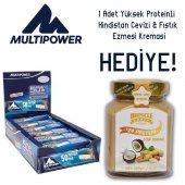 Multipower 50 Protein Bar 50 Gr. 24 Adet Coconut 1 Hediye
