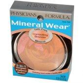 Physicians Formula Mineral Wear Correctiong Bronze Mineral Ton Düzenleyici Bronzer 7544