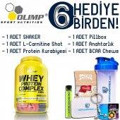 Olimp Whey Protein Complex 100 Çilek 2200 Gr. 6 Hediye