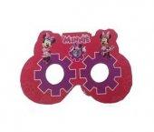 6 Adet Minnie Mouse Karton Gözlük Kız Doğum Günü Parti Malzemesi