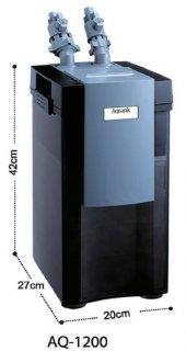 Aquanıc Akvaryum Dış Filtre 950 L H