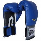 Everlast Pro Style Velcro 2100 Mavi Antrenman Boks Eldiveni 2100