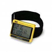 Everlast Aralıklı Eğitim Kronometresi 7011 Yellow Black