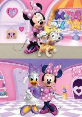 Ks Games 12 Ve 24 Parça 2in1 Çocuk Puzzle Minnie Mouse
