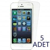 Iphone 4 4s Ekran Koruyucu Film 5 Adet