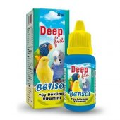 Deep Fix Betisol Kafes Kuşlari İçin B Vitamini Takviyesi 30 Ml