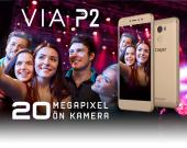 Casper Via P2 32 Gb 20 Mp Ön Kamera 8 Çekirdekli İşlemci