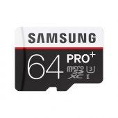 Samsung 64gb Microsd Pro Plus Mb Md64da Hafıza Kartı