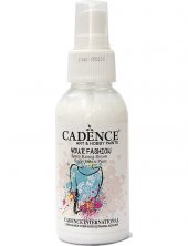 Cadence Sprey Kumaş Boyası 1100 Beyaz 100ml