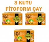 3 Kutu Fitoform Kayısılı Çay 3 X 40 Süzen Poşet **