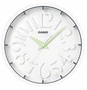 Casio Iq 64 3df Duvar Saati