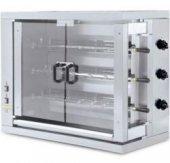 Doğalgazlı Piliç Pişirme Makinesi
