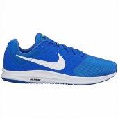 Nike Downshifter 7 Mavi Erkek Günlük Ve Koşu Ayakkabısı 852459 4