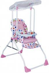 New Sezon Lüx Tam Yatarlı Bebek Salıncak, Mama Sandalyesi