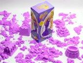 Kinetik Kum, Uzay Kumu, 1 Kg Premıum Oyun Hamuru, 5 Renk
