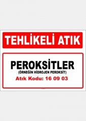 A 160903 Peroksitler (Örneğin Hidrojen Peroksit)