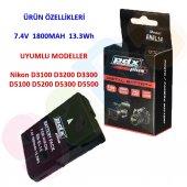 Nikon En El14 Oem Batarya D3100,d3200,d3300,d5100,d5200,d5300