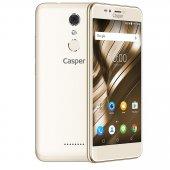 Casper Via M3 Gold Ceptelefonu