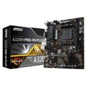 Msı A320m Pro Vh Plus S+v+gl (Matx)
