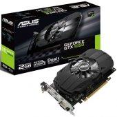 Asus Phoenix Ph Gtx1050 2g 2gb 128bit Gddr5