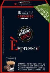 Caffe Vergnano Espresso Nespresso Uyumlu 1882 Crem...