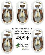 Bargello Odunsu 8 Ml Araç Parfümü 5 Li Fırsat Seti