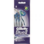Gillette Blue 2 Maximum Kullan At Tıraş Bıçağı 8li