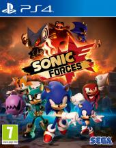 Ps4 Sonıc Forces Bonus Edt