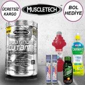 Muscletech Platinum 100 Glutamine 302 Gr Amino Acid