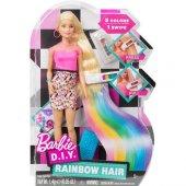 Barbie Gökkuşağı Saçları