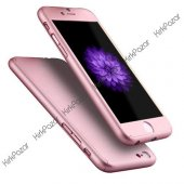 Iphone 6s 360 Derece Koruma Arka Kapak Rgold