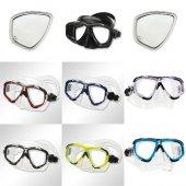 Subgear Zoom Maske Optik Lens Set Yakın Mor Uzak 8,5 Uzak 9