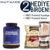 Nutrade Premium Protein Kurabiye 2250 Gr 2 Hediye