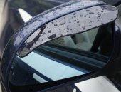 Universal Araç Ayna Yağmur Koruyucu