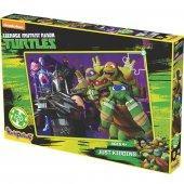120 Parça Lisanslı Ninja Turtles Mutant Ninja Puzzle 8763