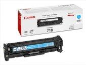 Canon Crg 718c Mavı Toner