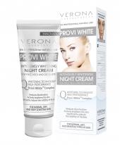 Verona Yoğun Beyazlaştırıcı Gece Yüz Boyun Dekolte Kremi