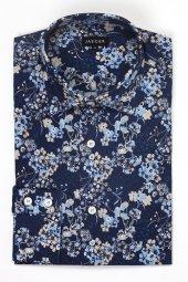 Pıngömlek Westbourne Çiçek Baskılı Erkek Gömlek
